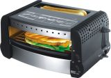 Multifunction Grill and Toaster, Dual Purpose and Space Saving