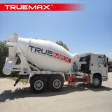 Different of Truemax Mixer Truck (3-12CTM)