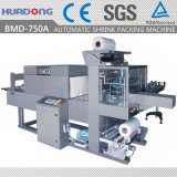 Automatic Big Infusion Tins Shrink Packing Machine