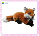 Plush Toy Fluffy Fox Baby Toy