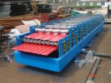 Lowest Price Color Steel Double Layer Roll Forming Machine