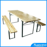 Strong Wooden Garden Coffee Table