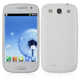 Mini I9300 Smartphone 4.0 Inch Capacity Screen Unlocked GSM Dual SIM Android 4.0 Mtk6515 WiFi