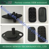 Molded Color Silicone Rubber Part