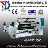 Reel Paper Film Slitting Machine (QFJ-1100)