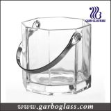 3L Glass Ice Bucket with Tong (GB1903)