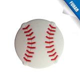 Baseball Design Soft PVC Cloth Rubber Patch