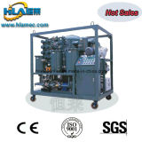 Double Vacuum Chamber Used Insulating Oil Water Separator