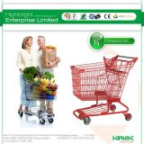 Supermarket Grocery Metal Shopping Trolley Cart