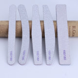 Professional Custom Printed Service Offered Disposable Mini Zebra 100/180 Nail File Buffer Manufacturer