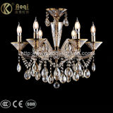 Fashion and Prefect Golden Crystal Chandelier Light