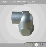 Stainless Steel Pipe Fittings with Sand Blast