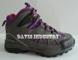 New Design Kids Outdoor Hiking Trekking Waterproof Sports Shoes with High Quality