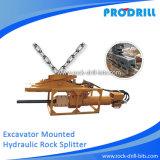 800ton Splitting Force Excavator Mounted Hydraulic Rock Splitter