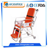 Folding Aluminum Alloy Cheap Ambulance Stretcher (GT-ST1001)