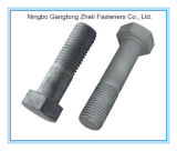 Hexagon Head Structual Bolts with Zinc Plated