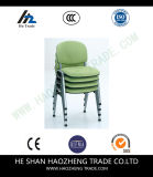 Hzmc086 Green Pure and Fresh and New Stack Chair