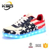 Hot Selling High Quality Best Price Sport Shoe Glow Footwear Shoes LED Light China Factory