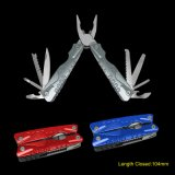 Multi Function Tools with Anodized Aluminum Handle (#8274)