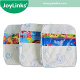 Cloth Like Disposable Baby Diapers with Magic Tape