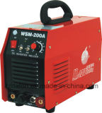 Wsm-200 DC Inverter TIG MMA Portable Welding Machine with Competitive Price