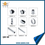 Round Tube High Quality Shower Door Set