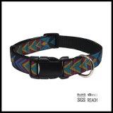 Cheap Hotsell Wholesale Pet Dog Collars with Fashion Pattern
