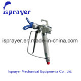 High Quality Stainless steel Airless Spray Gun with 5000psi