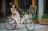 Flower Design City Bike, Fashion Without Chain Lady Bike