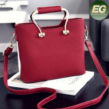 High Quality Ladies Shoulder Bag Best Price Women PU Handbags in Guangzhou Sy8058