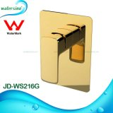 Kaiping Gold Plated Concealed Two Way Shower Mixer