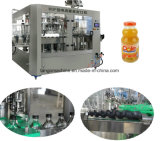 Mineral Water Beer Carbonated Beverage Glass Bottle Filling Packing Machine for Crown Cap Al Cap