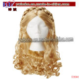 Yiwu Market Agent Party Supply Serivce Afro Wig Party Supply (C3038)