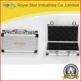 Aluminium Metal Case Hardware Tool Box with Dividers