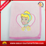 Custom Logo Blanket for Promotional Gift