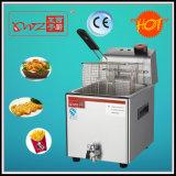 8L Electric Single Fryer Table Top Fryer