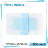 Hydrogel Dressing Supplier Sterile Adhesive Hydrogel Burn Wound Hydrogel Wound Dressing Gel