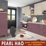 Modern Design Melamine Lacquer MDF Wood Kitchen Cabinets