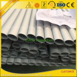 Anodizing Oval Aluminum Extrusion Tube for Architectural