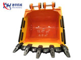 3m3/4m3/6m3 Rock Bucket /Mining Bucket for All Kinds of Excavator