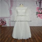Long Sleeve Lace Wedding Dress 2016