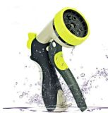 Garden Spray Nozzle for Watering Plants, Cleaning, Car Wash