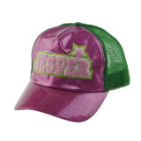 Custom Various Colour 5 Panels Snapback Trucker Hat with Embroidery