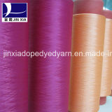 400d/192f DTY Dope Dyed Polyester Filament Yarn