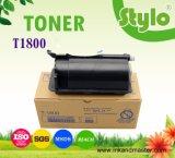 Copier Toner Cartridge T1800 for Use in E-Studio18 Digital Mfps