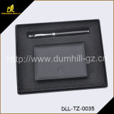 Promotional Business Leather Gift Set From Guangzhou Factory