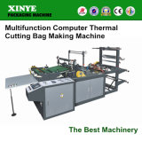Best Sell Plastic Thermal Cutting Bag Making Machinery in Computer