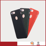Silicone Hole DOT Heat Dissipation Phone Cover Case for iPhone 7/7 Plus