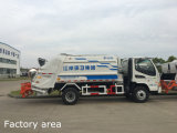 8t Refuse Collection Rubbish Compactor Truck