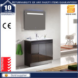 New Modern Floor Standing Bathroom Vanity Set with Mirror Light